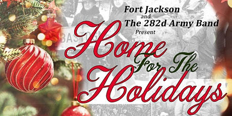 Home for the Holidays with the 282nd Army Band tickets