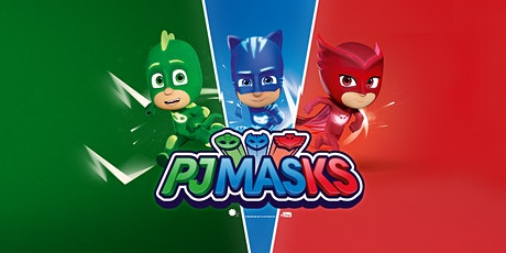 PJ Masks - Be a hero! tickets