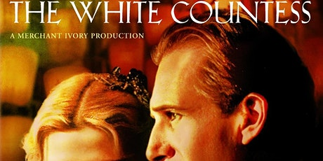 Movie Screening: The White Countess tickets