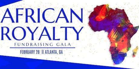 African Royalty Scholarship Gala tickets