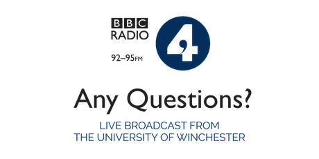 Any Questions? live broadcast tickets