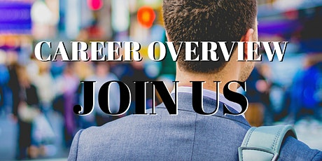 Open House Career Overview tickets