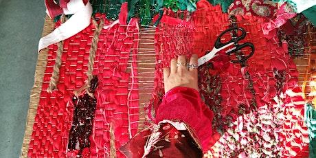 Joy in Weaving- 10 week collaborative workshops tickets