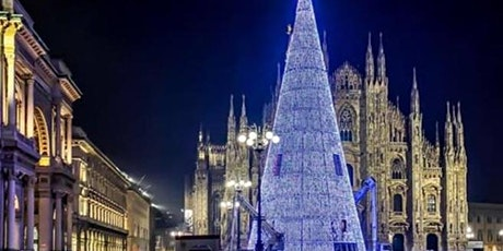 Christmas Party Duomo21 - Aperitivo con Vista Albero di Natale- AmaMi Communication  biglietti