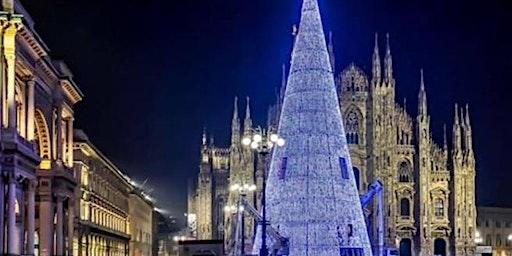 Christmas Party Duomo21 - Aperitivo con Vista Albero di Natale- AmaMi Communication