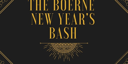 The Boerne New Year's Bash