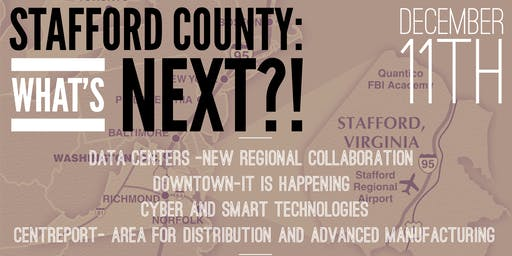 """ACES presents: Stafford County """"What's Next?!"""""""