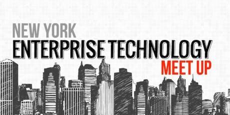 NY Enterprise Technology Meetup -- January 2020 tickets