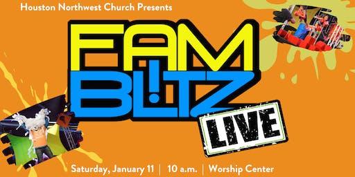 FamBlitz Live! @HNW
