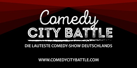 Comedy City Battle: München - Frankfurt Tickets