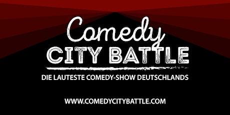 Comedy City Battle München - Hamburg Tickets