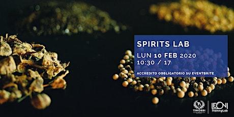 Spirits Lab biglietti