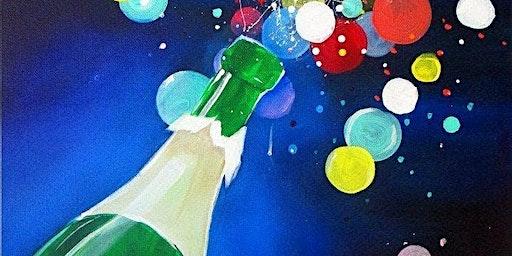 Paint Mingle Drink- Little Rock, AR