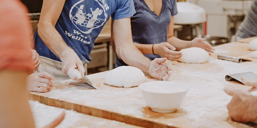 Sourdough Workshop with John McGrath: January 26th, 2020