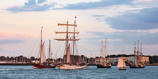 Der ODEG-Hanse-Sail-Express