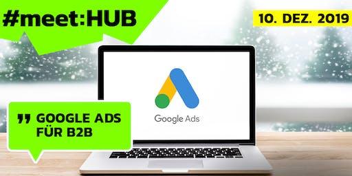 Google Adwords für B2B #HUBadventskalender