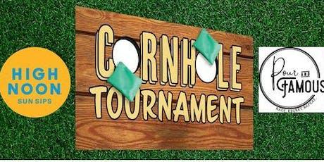 High Noon Cornhole Tournament  tickets