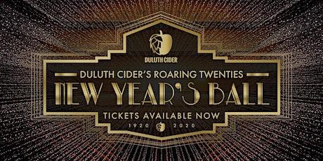 Duluth Cider's Roaring Twenties New Year's Ball tickets