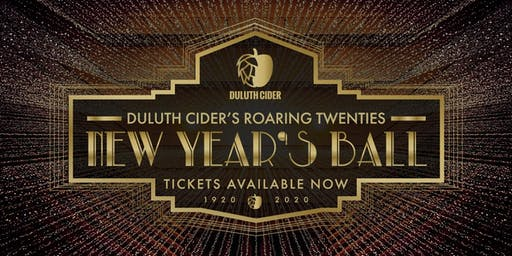 Duluth Cider's Roaring Twenties New Year's Ball