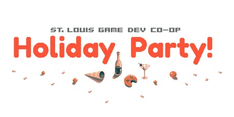 STLGameDev Holiday Party, Early 2020 tickets