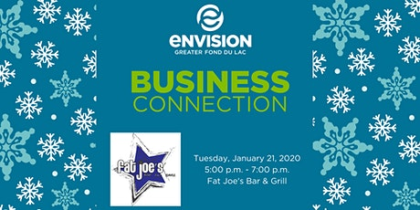 January Business Connection tickets