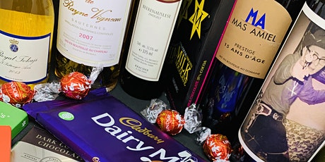 Wine and Chocolate tickets