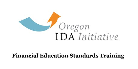 IDA Financial Education Standards Training tickets