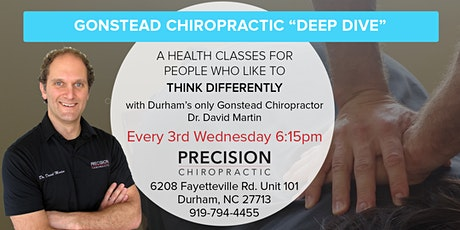Free Chiropractic Health Orientation tickets