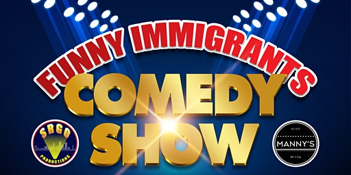 Funny Immigrants Comedy Show