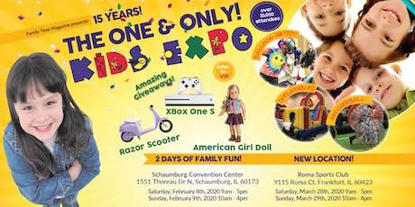 2020 Kids Expo - Schaumburg! tickets