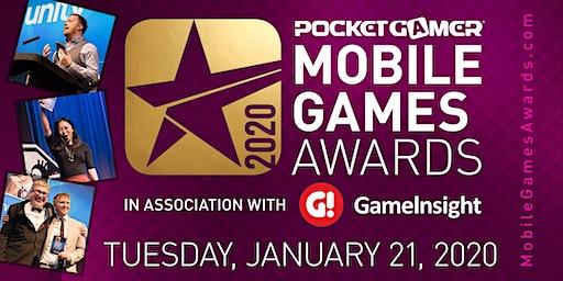 The Pocket Gamer Mobile Games Awards 2020