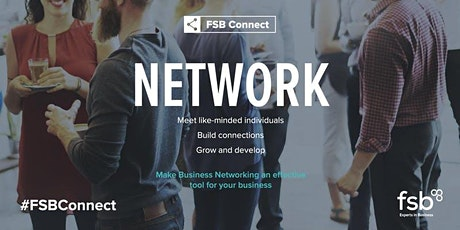 #FSBConnect Networking Alloa tickets