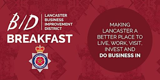 Lancaster BID Breakfast - January 2020