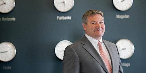 YMP Toronto Presents: Leaders in Mining Speaker Series - Paul Rollinson