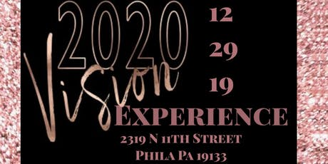 2020 Vision Board Dinner Experience tickets