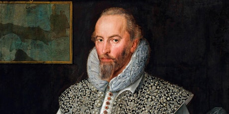 FREE: Walter Raleigh and the Origins of the English Empire with Alan Gallay tickets