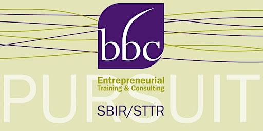 SBIR/STTR Proposal Prep for DOD and DOE