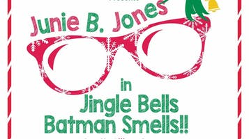 """Junie B in Jingle Bells, Batman Smells"""