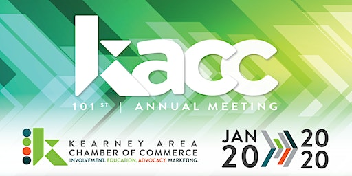 101st Kearney Area Chamber of Commerce Annual Meeting