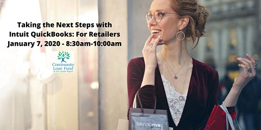 Taking the Next Steps with Intuit QuickBooks: For Retailers