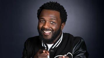 Comedian Lance Woods