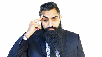 Comedian DJ Sandhu