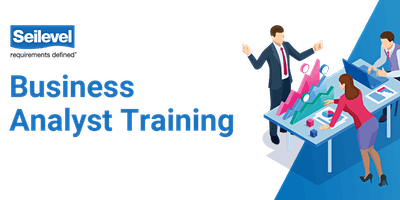 3-day Business Analysis Training - February 25-27, 2020