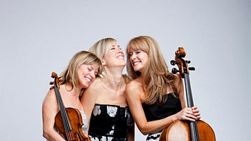 Beethoven's 250th Birthday: Triple Concerto with Eroica Trio and Symphony 3