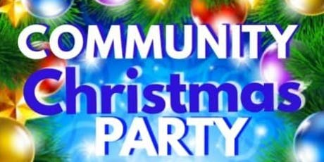 Community Christmas Party tickets