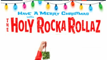 "Holy Rocka Rollaz! ""Have a Merry Christmas"""