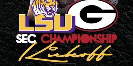 SEC CHAMPIONSHIP WEEKEND KICKOFF AT SUITE LOUNGE! Hosted by Big Tigger!  tickets