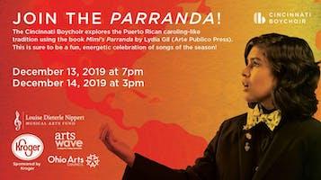 Cincinnati Boychoir: Join The Parranda!