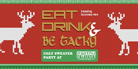 Tacky Sweater Party at Switch RVA tickets