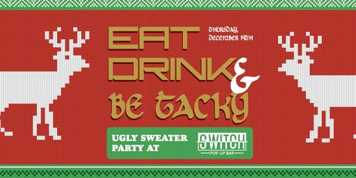 Tacky Sweater Party at Switch RVA